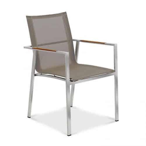 Alzetta Steel Sling Outdoor Chair
