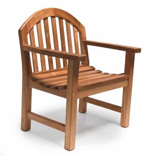 Heavy built Teak Chair