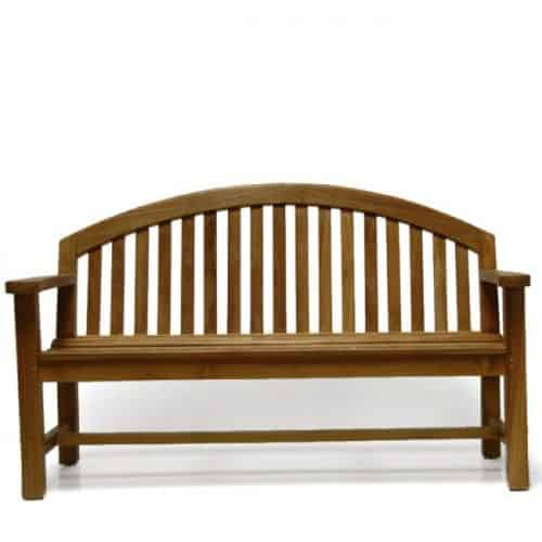 Parkview Commercial teak bench
