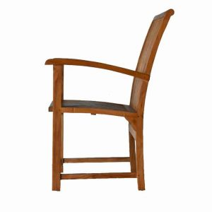 Teak Patio Arm Chair – Liberty