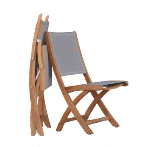 Durable sling chair