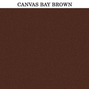 canvas bay brown