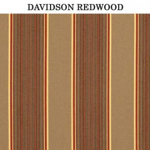 Davidson Redwood fabric