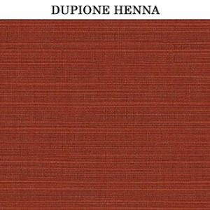 Dupione Henna Fabric