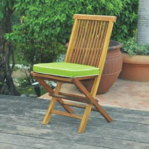 Sunbrella Outdoor Folding Chair cushion