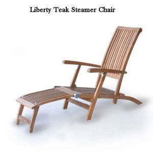 Teak Steamer Chair – Liberty Outdoor Steamer Chair
