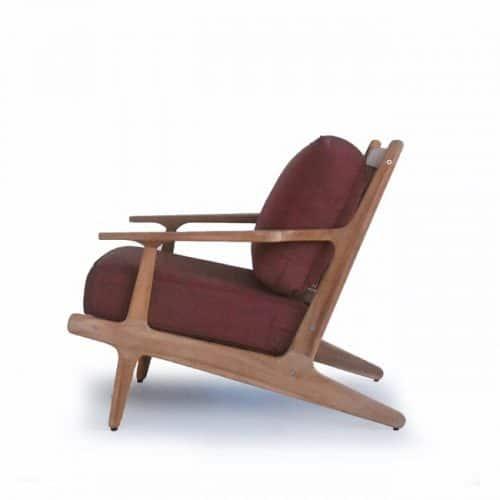 Teak Deep Seat-Rogan-Scandinavian design