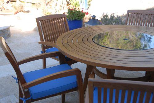 dining chair cushions