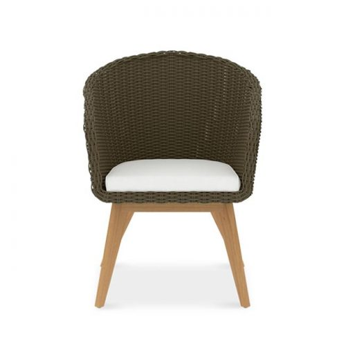 mid century modern outdoor chair