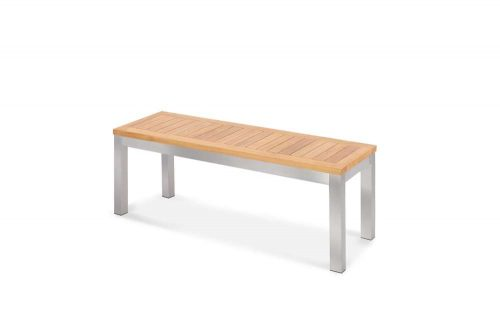 Teak-steekl-siro-backless-bench-Alzette-5
